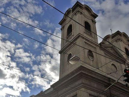 Die katholische Kirche verschenkt die Pfarre Neulerchenfeld.