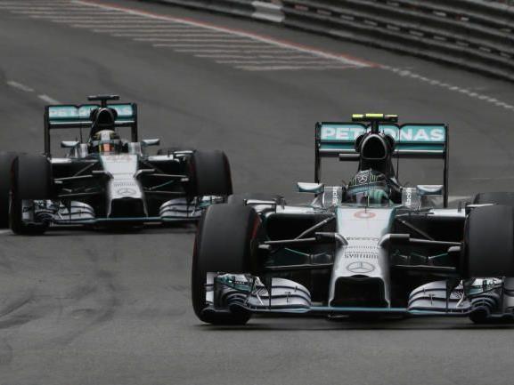 Nächster Doppelsieg für Mercedes