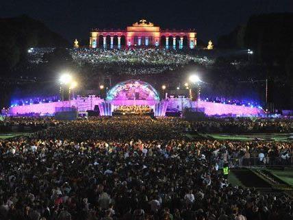Am 29. Mai 2014 findet das Sommerkonzert der Wiener Philharmoniker statt.