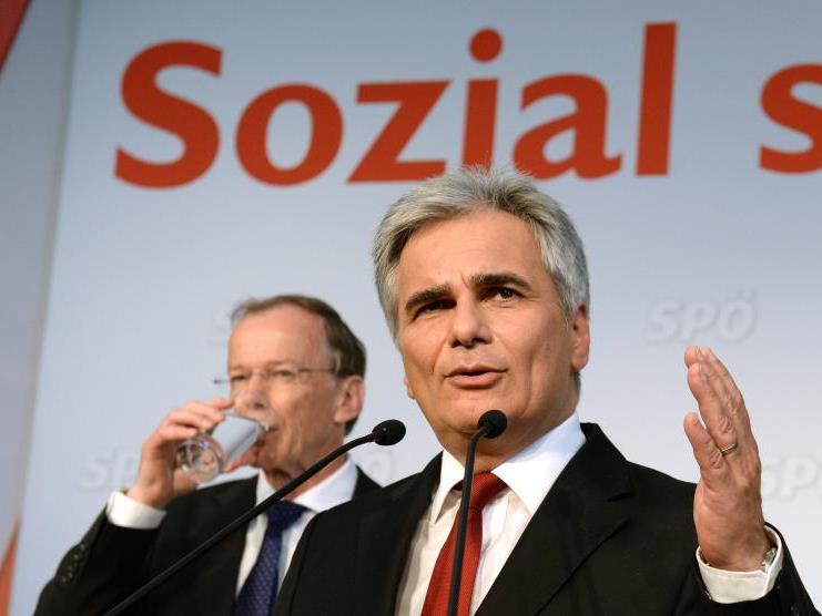 Die SPÖ legt sich in der Kommissarsfrage nicht fest.
