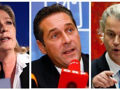 """Auch """"weniger Marokkaner""""-Rufe des PVV-Chefs spielten eine Rolle - FPÖ macht """"Termingründe"""" geltend."""