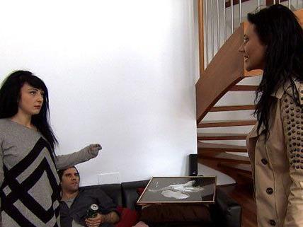 Zwischen Marlene und ihrer Tochter Leonie gibt es Streit.