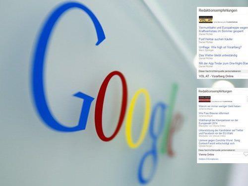 Lokale Redaktionsempfehlungen gibt es ab sofort auch auf Google News zu finden.