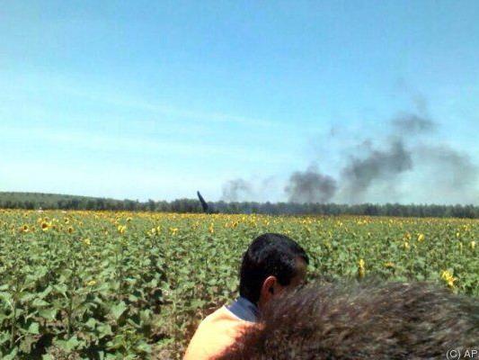 Pilot starb beim Absturz