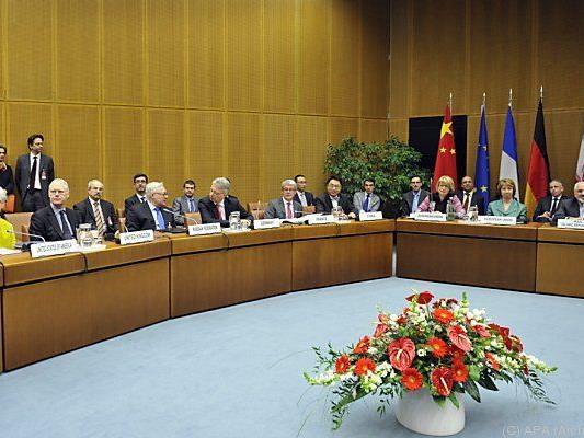Erneut Atomgespräche in Wien