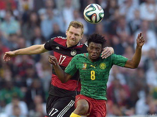 Deutschland musste einige Stars vorgeben