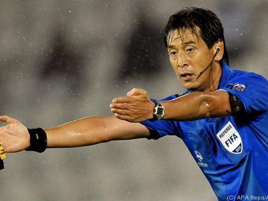 Nishimura ist bereits WM-erprobt