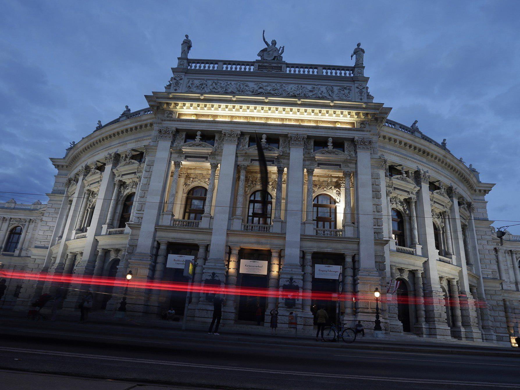 "Burgtheater - Budget für 2014/15 beschlossen, ""Zukunft gesichert"""