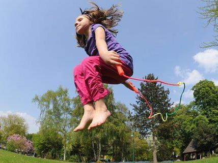 Die Stadt Wien bietet eine umfassende und ganzjährige Kinderbetreuung.