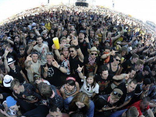 Alle Bilder vom Nova Rock auf VIENNA.AT
