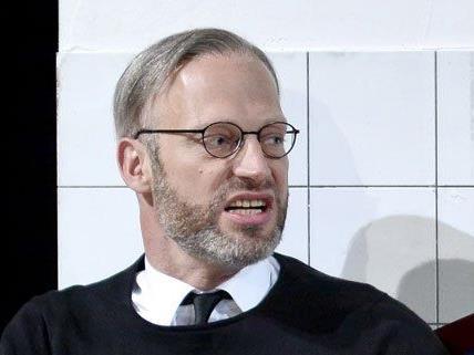 Joachim Meyerhoff überraschte mit einem Auftritt bei den Wiener Festwochen.