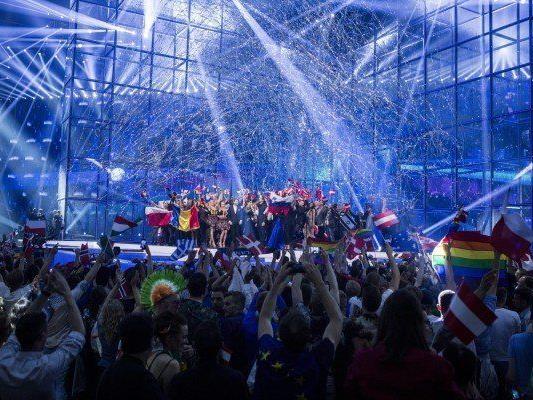 Der Song Contest ist ein Riesenspektakel, das auch zahlreiche Touristen anzieht