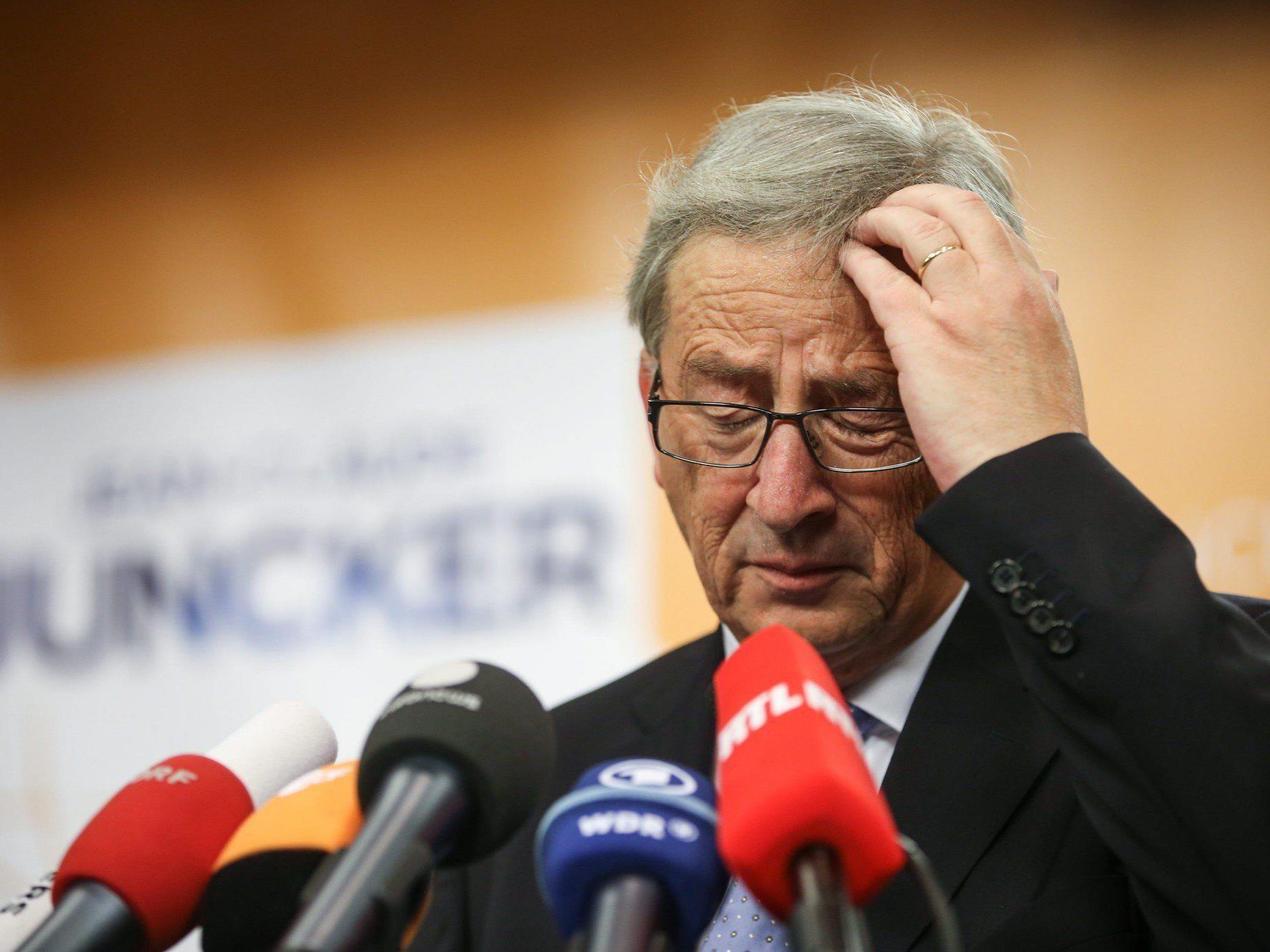 EU-Wahl - Kreise: Juncker wird nicht Kommissionspräsident