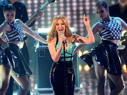 Das Wien-Konzert von Kylie Minogue wurde abgesagt.
