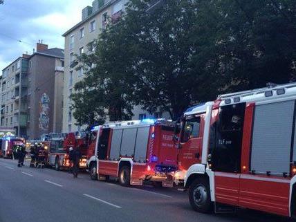 Am 20. Juni kam es zu einem Wohnungsbrand in der Schüttelstraße.