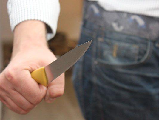 Mit einem Messer attackierte ein Kind einen Mitschüler