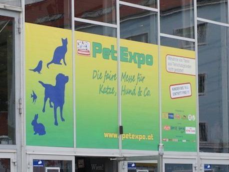 Die PetExpo 2014: In der Wiener Stadthalle gab es drei Tage lang alles rund ums Tier
