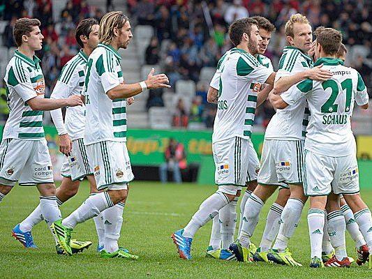 Rapid Wien bekommt erneut Verstärkung