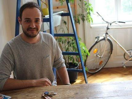 Christoph Mann hat über Airbnb bereits Gäste aus 23 Ländern beherbergt.