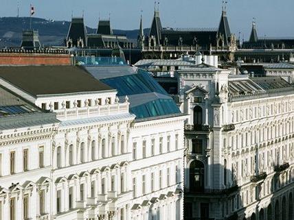 Die AK rügt die Altbaumieten in Wien.