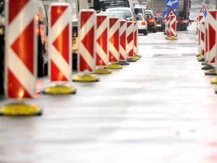 Baustelle auf Wiener Westeinfahrt - Weitere Staus zu befürchten