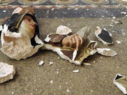 Vandalenakte in Wiener Kirchen: Täter nicht schuldfähig