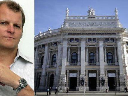 Burgtheater: Martin Kusej hat in Medienspekulationen die Nase vorn
