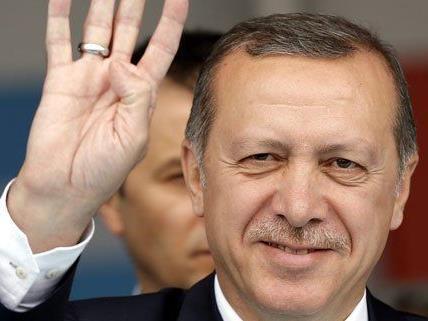 Dass Erdogan in Wien eine Rede hält, sorgt für Protest