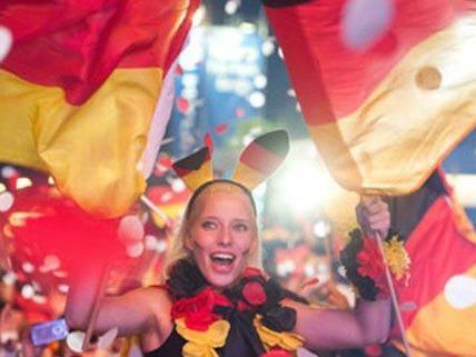 Deutschland stellt die größte Bevölkerungs- und Fan-Gruppe in Wien.