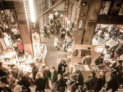 Bereits zum achten Mal findet der Fesch'Markt in Wien statt.