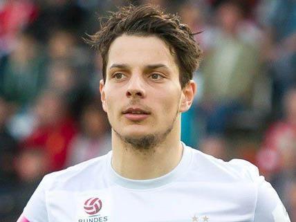 Philipp Hosiner verlässt die Austria.