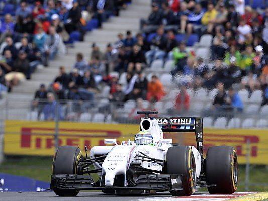 Massa sorgte für eine Überraschung