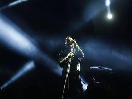 Trent Reznor brachte die Fans in Wien zum Jubeln.