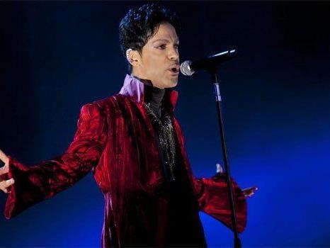 Mit VIENNA.AT live zum Konzert von Prince.