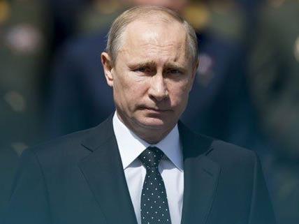 Am 24. Juni ist Wladimir Putin in Wien.