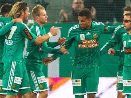 Fußball: Rapid lehnte Einladung nach Rostock ab