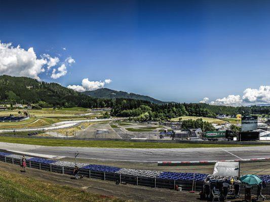Der Große Preis von Österreich findet von 19. bis 22. Juni 2014 statt.