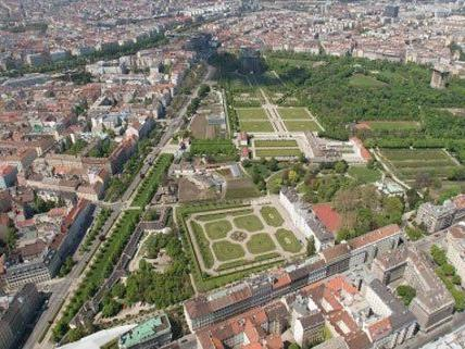 Die Stadt Wien plant eine Neugestaltung des Südtiroler Platzes.