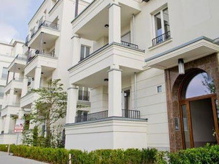 In Wien sind die Wohnungspreise stark gestiegen.