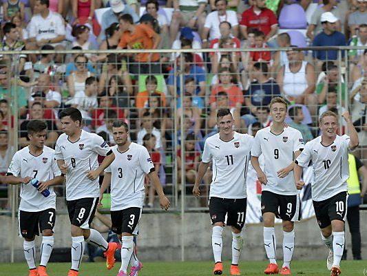 ÖFB-Youngsters dürfen in Budapest jubeln