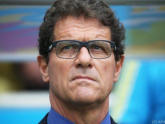 """Fabio Capello bleibt """"100 Prozent prorussisch"""""""