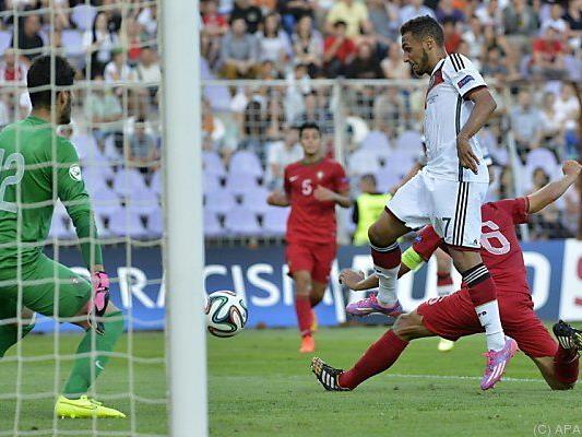 Hany Mukhtar erzielte das Goldtor