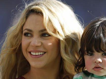 Shakiras Sohn Milan bekommt Ende des Jahres ein Geschwisterchen.