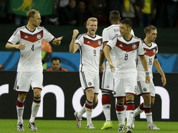 Deutschland Gewinnt Die Fussball Wm 2014 Fussball Wm Vienna
