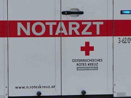 Der 72-jährige Pkw-Lenker und seine Frau wurden leicht verletzt.