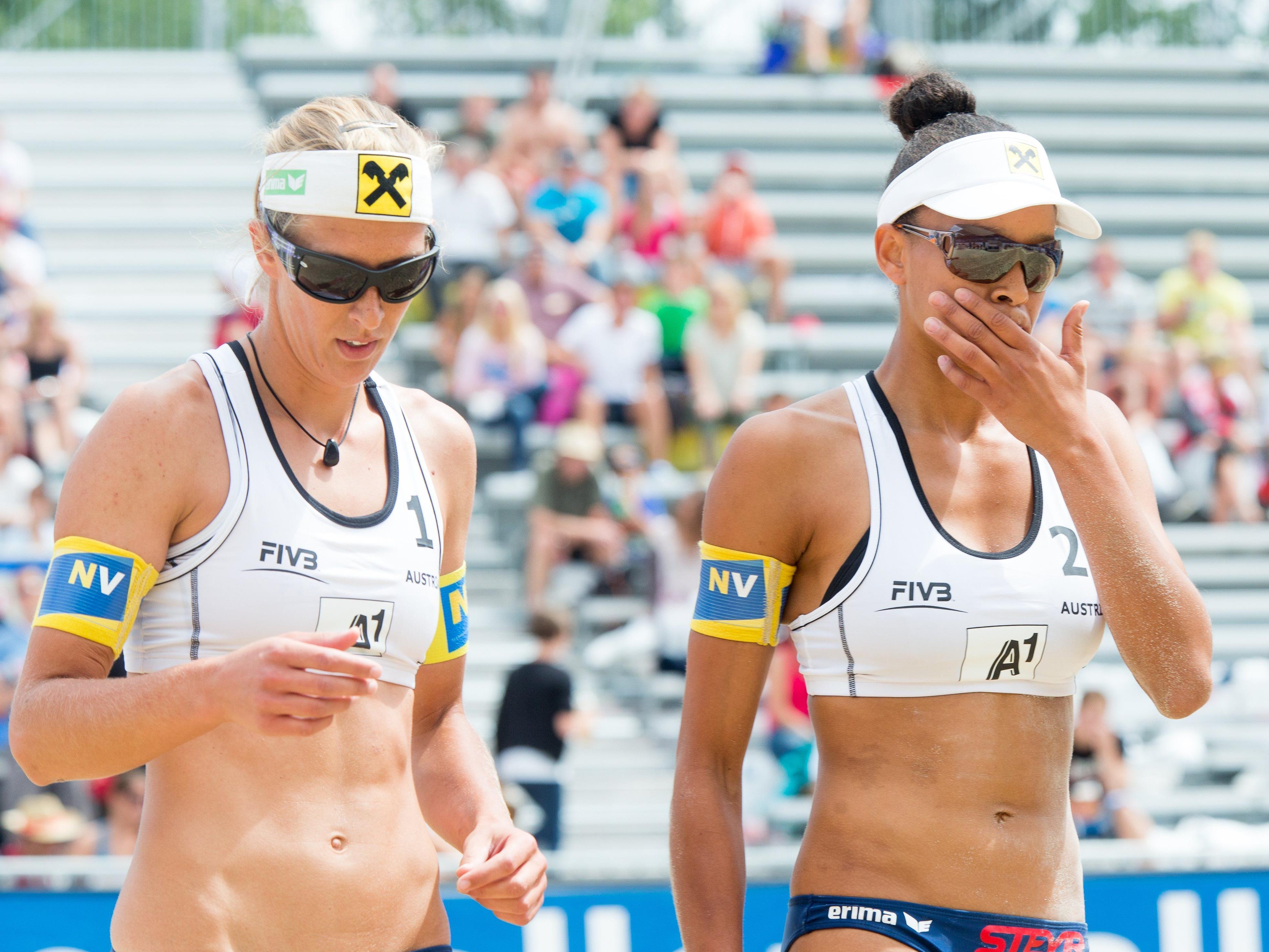 Erste Niederlage für die Damen beim Grand Slam in Kärnten