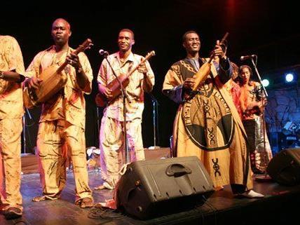 Zahlreiche Bands treten bei den Afrika Tagen auf der Donauinsel auf.