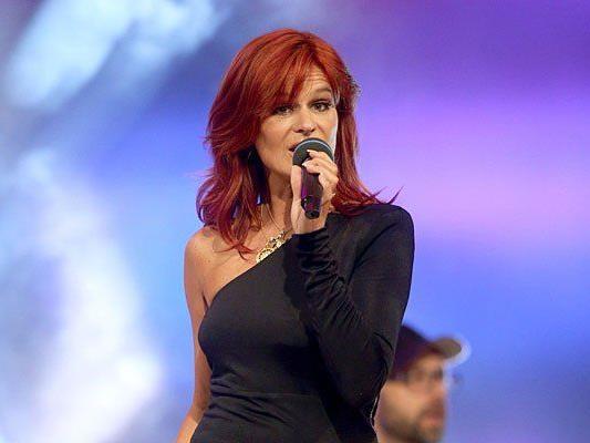 Singt in der Stadthalle statt der Krieau: Andrea Berg