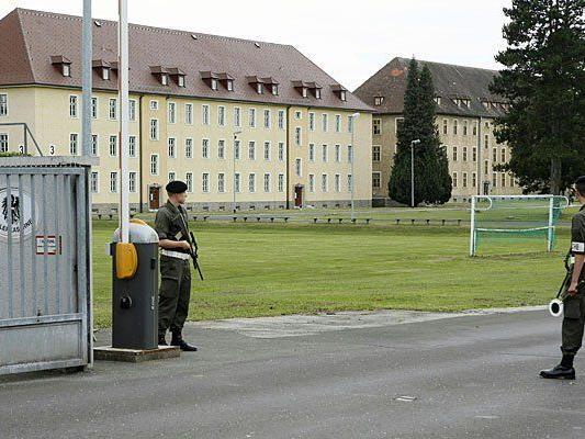 Die Hillerkaserne in Linz-Ebelsberg soll am Donnerstag in Sachen Unterbringungs-Eignung untersucht werden