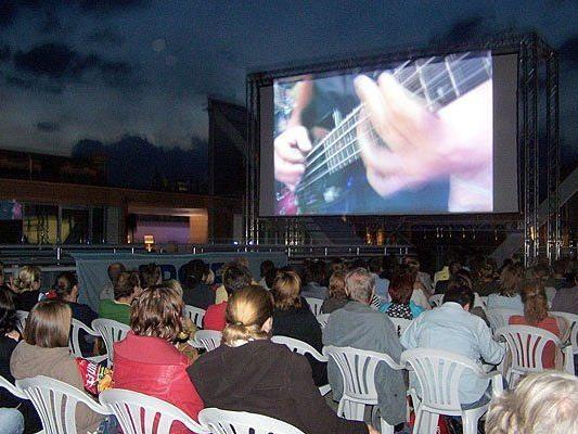 Auch heuer bietet das Kino am Dach wieder feine Filmkost
